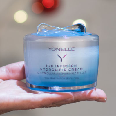 Yonelle H2O Infusion Hydrolipid Cream available at Skin & Bodyfresh