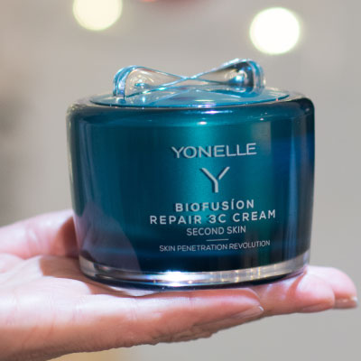 Yonelle Biofusion Repair 3C Cream available at Skin & Bodyfresh
