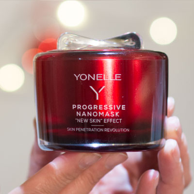Yonelle Progressive Nanomask available at Skin & Bodyfresh